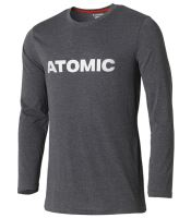 ATOMIC ALPS LONGSLEEVE SHIRT Black vel. XS