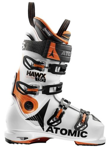 ATOMIC HAWX Ultra 130 White/Orange/Black