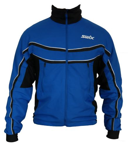 SWIX Star Advanced jacket Man blue