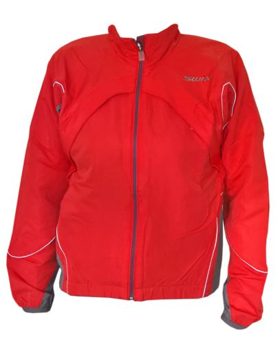 SWIX Performace jacket orange